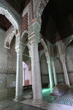 The Saadian tombs Royalty Free Stock Photo