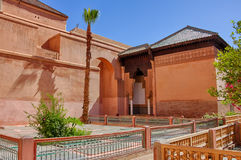 Saadian tombs in Marrakech Stock Photography