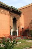 Saadian tombs Royalty Free Stock Photo