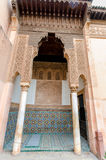 Saadian tombs Royalty Free Stock Photos