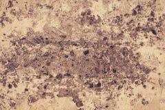Saaie concrete muur Royalty-vrije Stock Foto's