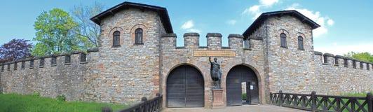 Saalburg Roman Fort Royalty Free Stock Images