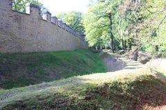 Saalburg Tyskland Royaltyfria Bilder