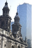 Saantiago de Chile Royalty Free Stock Image