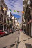 Saara (popular commercial neighbourhood) - Rio de Janeiro Stock Image