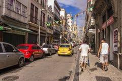 Saara (popular commercial neighbourhood) - Rio de Janeiro Stock Photo