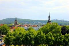 Saarbrà ¼ cken w Germany zdjęcie stock