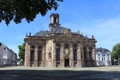 Ludwigskirche in Saarbrucken Royalty Free Stock Photo
