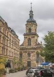 Saarbruecken in the Saarland Stock Images