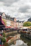 Saarburg, Alemania Fotografía de archivo libre de regalías