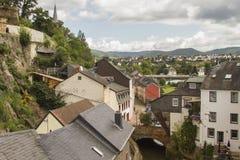 Saarburg, Germania Fotografie Stock Libere da Diritti