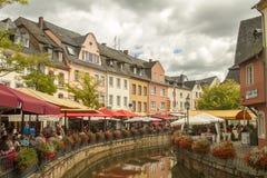 Saarburg, Germany royalty free stock image