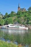 Saarburg, Niemcy Obrazy Royalty Free