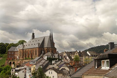 Saarburg Royalty Free Stock Photos
