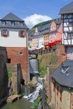 Saarburg, Renania-Palatinado, Alemania Fotos de archivo libres de regalías