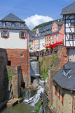 Saarburg, Rhénanie-Palatinat, Allemagne Photos libres de droits
