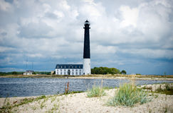 Saare Lighthouse in Saaremaa Royalty Free Stock Images