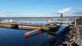 Saaremaa Fotografie Stock Libere da Diritti