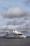 Saaremaa Ferry Royalty Free Stock Photography