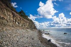 Saaremaa island, Estonia Royalty Free Stock Image