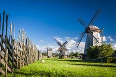 Saaremaa island, Estonia Stock Images