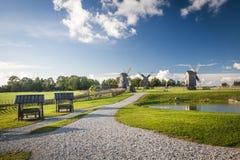 Saaremaa island, Estonia Stock Photography