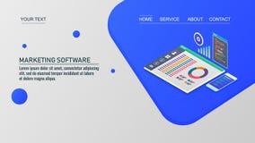 Εμπορικό λογισμικό, αυτοματοποίηση, λογισμικό, εφαρμογή, τεχνολογία saa στοκ εικόνα
