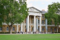 Saatchi galeria, sławna galeria sztuki w Londyn Zdjęcie Stock