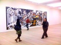 Saatchi Gallery stock photo