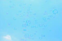Sabão-bolha Fotografia de Stock