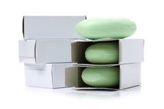 Sabão da higiene imagens de stock