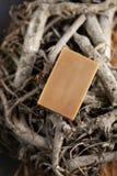 Sabão do chá foto de stock royalty free