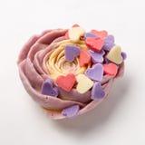 Sabão feito a mão como rosas, flores, aromaterapia, termas imagem de stock royalty free