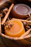 Sabão Handmade Foto de Stock