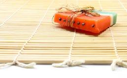 Sabão Handmade Imagens de Stock