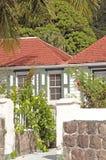 Saba Dutch Netherlands  Antilles architecture Stock Image