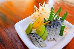 Saba-sashimi Royalty Free Stock Image