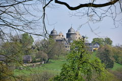 Sababurg城堡 库存图片