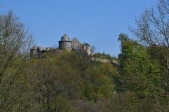 Sababurg城堡 库存照片