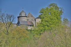 Sababurg城堡 图库摄影