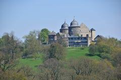 Sababurg Castle in Hesse Royalty Free Stock Image