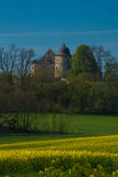 Sababurg Castle in  Hesse Royalty Free Stock Photo