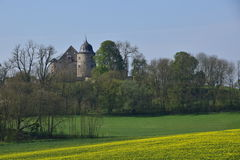 Sababurg Castle Stock Photo