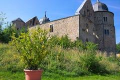 Sababurg-Dornroeschenschloss-II- Стоковое Изображение