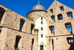Sababurg-Dornroeschenschloss-III- Стоковое фото RF