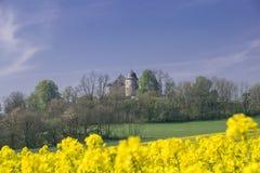 Sababurg im Reinhardswald Lizenzfreie Stockfotos