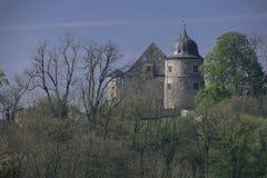 Sababurg im Reinhardswald Lizenzfreies Stockbild
