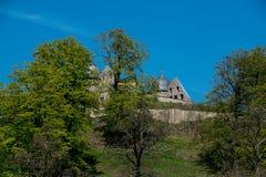Sababurg im Reinhardswald in Nordhessen Stockfotografie