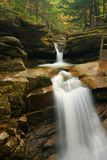 Sabaday Falls Stock Image