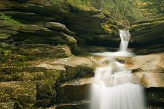 Sabaday Falls Stock Photography